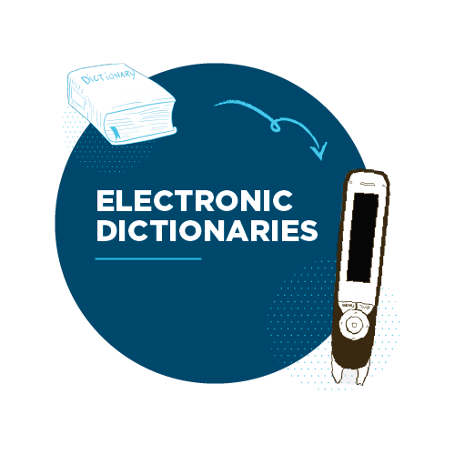 SPUS|Products|Electronic Dictionaries